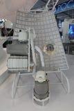 Componenten van ruimtevaartuig Stock Foto's