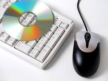Componentes de ordenador Fotos de archivo libres de regalías