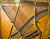 Componentes del piano Fotografía de archivo libre de regalías