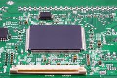 Componentes do cartão-matriz foto de stock royalty free