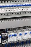 Componentes elétricos foto de stock royalty free