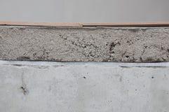 Componenti del pavimento fotografia stock