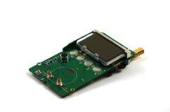 Componenti elettronici e dispositivi Fotografia Stock Libera da Diritti