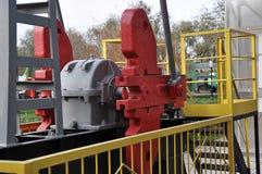 Componentry maszyna dla ponaftowej ekstrakci Fotografia Stock