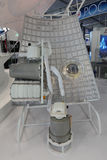 Components of spacecraft Stock Photos