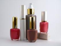 Componga los cosméticos Fotografía de archivo libre de regalías