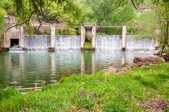 Comporta no rio de Llobregat na Espanha Fotografia de Stock