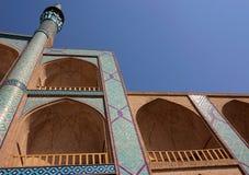 Composé de Chakhmaq d'émir, Yazd, Iran Images libres de droits