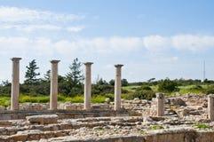 Composé de temple d'Apollo Image stock