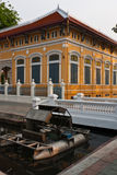 Composé de temple de la Thaïlande photo libre de droits