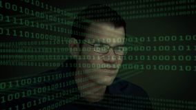 Compos? de Digital de pirate informatique illustration libre de droits