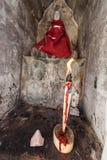 Composé de pagoda de Kakku Photos stock
