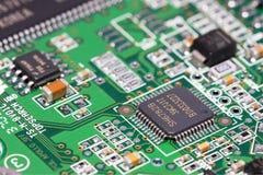 Composant électronique image libre de droits