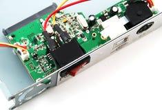 Composantes électroniques et circuits Photos libres de droits