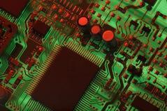 composants électriques Image libre de droits