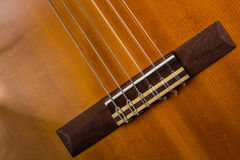 Composants de la guitare illustration de vecteur
