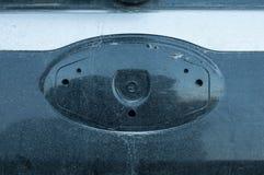 Composants importants des pièces de voiture photographie stock