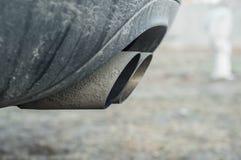 Composants importants des pièces de voiture photographie stock libre de droits