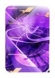 composição 3d abstrata Imagem de Stock Royalty Free