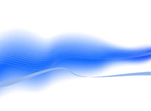 Composição azul do fundo Imagens de Stock Royalty Free