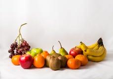 Composição com frutos sortidos Imagem de Stock Royalty Free