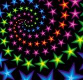 Composição da estrela Ilustração do Vetor