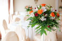 Composição da flor Fotografia de Stock