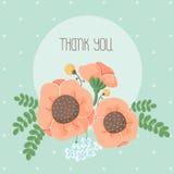 Composição da flor Fotografia de Stock Royalty Free