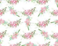 Composição da flor do verão Fotos de Stock
