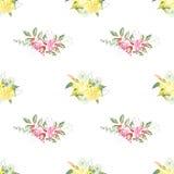 Composição da flor do verão Imagem de Stock