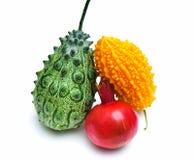 Composição da fruta exótica. Foto de Stock Royalty Free