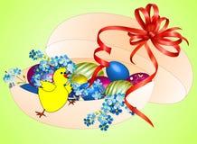 Composição de Easter, Fotografia de Stock Royalty Free