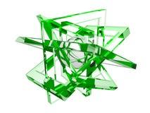 Composição da geometria Imagem de Stock