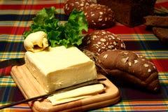 Composição da manteiga Fotos de Stock Royalty Free