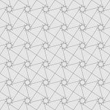 Composição das linhas Foto de Stock