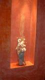 Composição das orquídeas. Imagens de Stock
