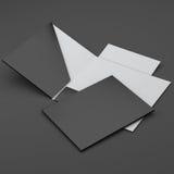 Composição de dobradores pretos Imagem de Stock