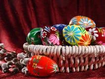 Composição de Easter imagem de stock royalty free
