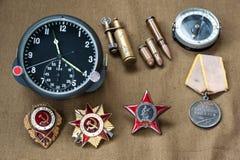 Composição de Victory Day Foto de Stock