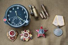 Composição de Victory Day Fotos de Stock Royalty Free