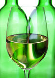 Composição do álcool Fotografia de Stock Royalty Free
