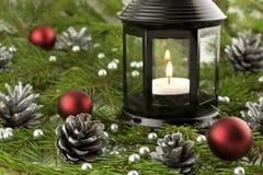 Composição do Natal Foto de Stock