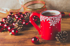 Composição do Natal Imagem de Stock Royalty Free