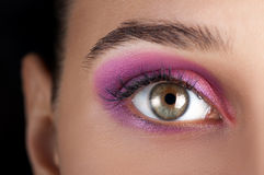 Composição do olho Imagem de Stock Royalty Free