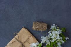 Composição floral em um dia de mola foto de stock royalty free