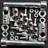 Composição industrial Fotografia de Stock