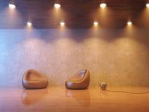 Composição interior Fotografia de Stock