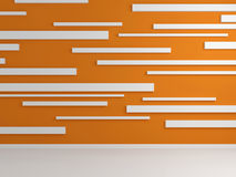 Composição interior abstrata Imagens de Stock Royalty Free