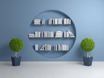 Composição interior moderna Foto de Stock Royalty Free