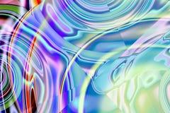 Composição, mundos de fantasia Fotografia de Stock Royalty Free